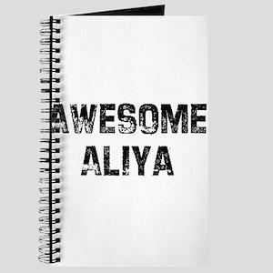Awesome Aliya Journal