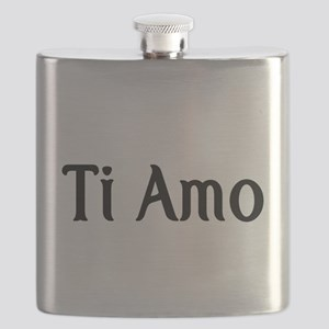 Ti Amo- I love you Flask