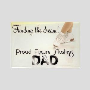 Proud Dad! Rectangle Magnet