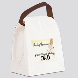 Proud Dad! Canvas Lunch Bag