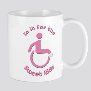 In it for the Sweet Ride Mug
