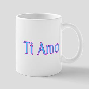 Ti Amo- I love you Mug