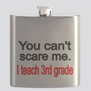 You cant scare me Flask