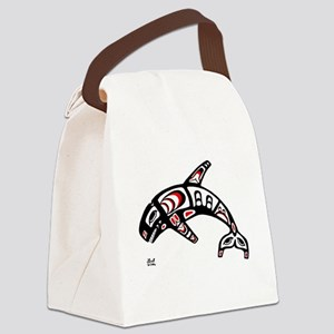 coolorca Canvas Lunch Bag
