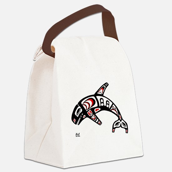 coolorca.jpg Canvas Lunch Bag