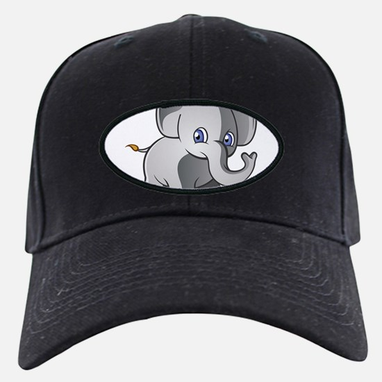 Baby Elephant 2 Baseball Hat
