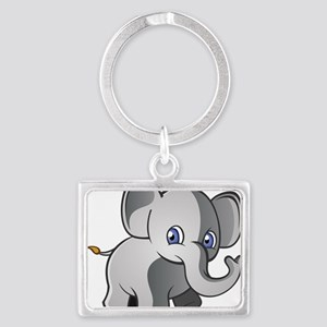 Baby Elephant 2 Keychains