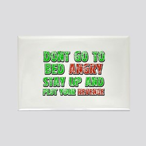 Funny Designs Rectangle Magnet