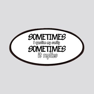 Funny Designs Patches