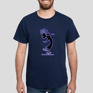 Kokopelli Inline Skater Dark T-Shirt