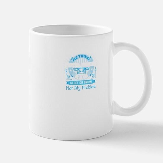 Postal Worker Mugs