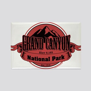 grand canyon 4 Rectangle Magnet