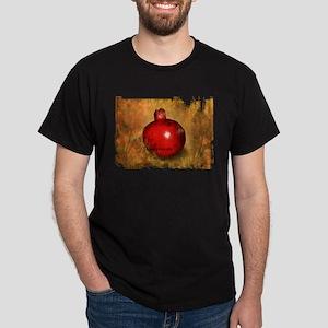 Botanical Pomegranate Dark T-Shirt