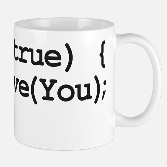 Programming Quote Mug