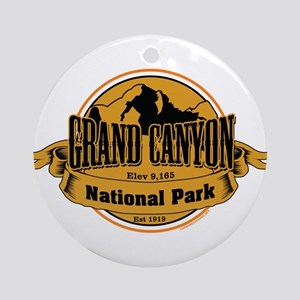 grand canyon 3 Ornament (Round)