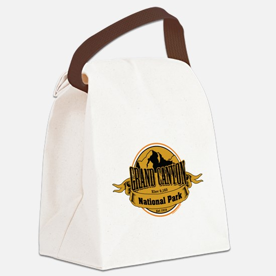 grand canyon 3 Canvas Lunch Bag