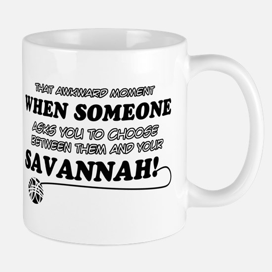 Savannah designs Mug