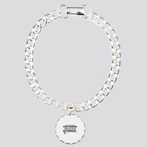 Savannah designs Charm Bracelet, One Charm