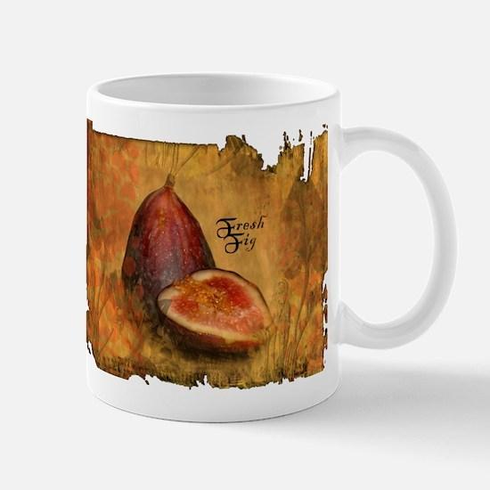 Botanical Fresh Fig Mug