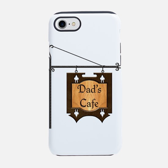 Harvest Moons Dads Cafe iPhone 7 Tough Case