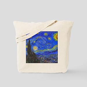 van Gogh: The Starry Night Tote Bag