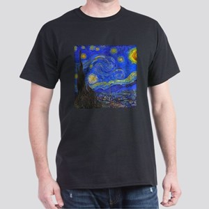 van Gogh: The Starry Night T-Shirt