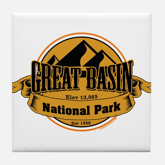 great basin 5 Tile Coaster