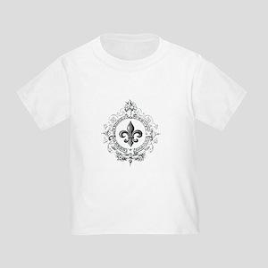 Vintage French Fleur de lis T-Shirt