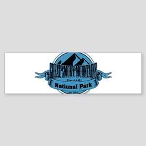 great smokey mountains 5 Bumper Sticker
