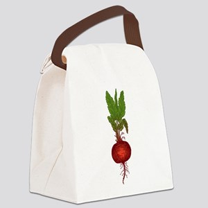 Beets Canvas Lunch Bag