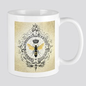 Vintage French Queen Bee Mug