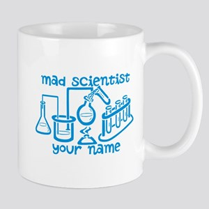 Personalized Mad Scientist Mug
