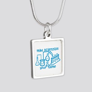 Personalized Mad Scientist Necklaces