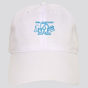 Personalized Mad Scientist Baseball Cap