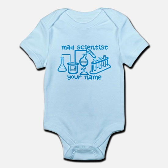 Personalized Mad Scientist Body Suit