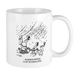 Physics Cartoon 0808 11 oz Ceramic Mug