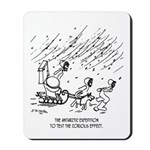 Physics Cartoon 0808 Mousepad