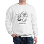 Physics Cartoon 0808 Sweatshirt