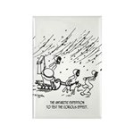 Physics Cartoon 0808 Rectangle Magnet (10 pack)