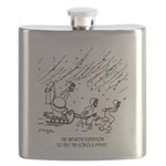 Physics Cartoon 0808 Flask