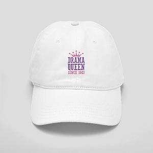 Drama Queen Since 1943 Cap