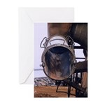 Cement Mixer Chute - Greeting Cards (Pk of 10)