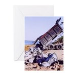 Dump Truck #3 - Greeting Cards (Pk of 10)
