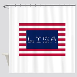 LISA Shower Curtain