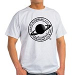 SPAC Logo Blk on Tran T-Shirt