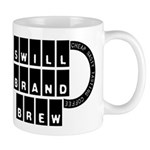 Swill Brand Brew Mug