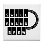Swiil Brand Tile Coaster