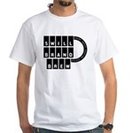 Swill Brand White T-Shirt