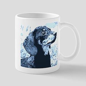dachshund style Mug