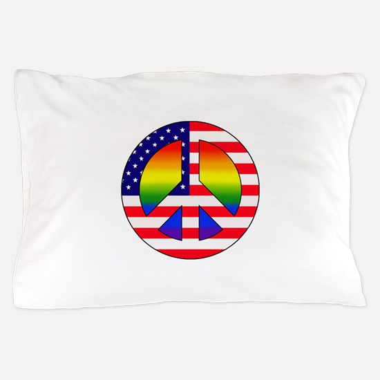 Gay Patriot Pillow Case